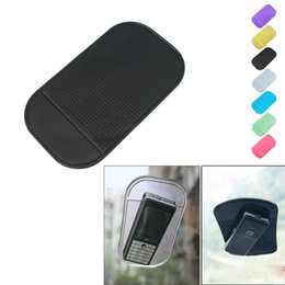holder gel phone Australia - 2019 Car Gadget Styling Sticky Gel Pad Accessories Phone Holder Magic Dashboard Silicone Anti Non Slip Mat car accessories