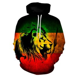 2c9afc0098bf Lion sweaters online shopping - tokyo ghoul and lions digital printed D  hoodies sweater couples hooded