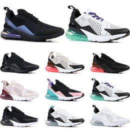 Wholesale 2019 Running shoes for men womens triple black white have a day South Beach Throwback Future sports sneaker trainer size