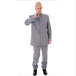 japanese cosplay adult Australia - Details about Dr. Evil Austin Powers 1960S Adult Mens Halloween Deluxe Cosplay Costume(NO SHOES)