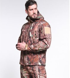 $enCountryForm.capitalKeyWord Australia - Free Shipping TOP SALE 1 Suit Outdoor Waterproof Realtree AP Camouflage Hunting Clothing Tactical Camo Jacket Hoodies Hunting Pants Trousers