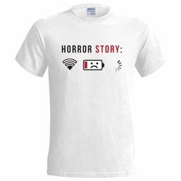 Discount modern men shirts - Modern Life Horror Story WOMENS T SHIRT wifi funny no phone gaming charge joke Men Women Unisex Fashion tshirt Free Ship