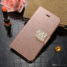 $enCountryForm.capitalKeyWord NZ - Mytoto Glitter Diamond Flip Case For iPhone 6 6S Plus Wallet Stand Phone Case For iPhone 5 5S SE For iPhone 7 8 Plus X Covers