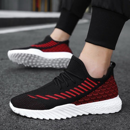 $enCountryForm.capitalKeyWord Australia - Nice Summer Pop Tide Sneakers Shoes Man For Adults Breathable Fashion Lace-up Mens Casual Shoes Hombre Sapatos Fashion