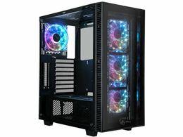 $enCountryForm.capitalKeyWord Australia - Rosewill Gaming Computer PC Case, ATX Mid Tower, Glass, RGB LED Fans CULLINAN MX