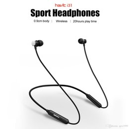 best bluetooth headset for blackberry 2019 - Best Sport Bluetooth Headphones 20 Hours Play Times Wireless Earbuds Magnetic Bluetooth 4.2 Waterproof Earphones for iPh