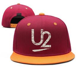 $enCountryForm.capitalKeyWord Australia - Irish Rock Band U2 Art Music Design Snapback Flatbrim Baseball Cap Hip-Hop Dad Hat Adjustable Retro