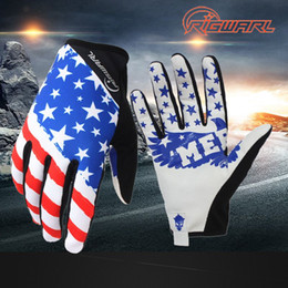 $enCountryForm.capitalKeyWord Canada - American Flag Breathable Lightweight MTB Motocross Gloves Bike Cycling Spring And Summer Touch Screen Sport Glove