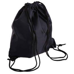 884911ac08 Drawstring Sports Bag NZ - Abdb-drawstring Bag Folding Sport Backpack Nylon Gym  Training Sackpack