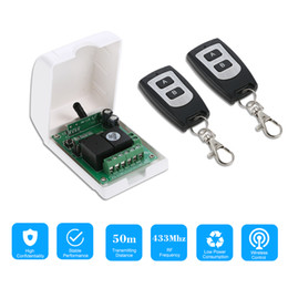 $enCountryForm.capitalKeyWord Australia - Smart Home 433Mhz RF DC 12V 2CH Learning Code Wireless Remote Control Switch Relay Receiver Transmitter Universal Remote Switch