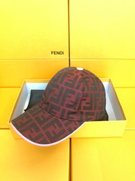 Red yellow haiR design online shopping - Top Quality Celebrity design men woman sunhat Golf cap Fashion Letter Ball Caps Baseball hats with box FXQ498A6NRF0HEZ brown