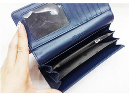 latest tablet Canada - The Latest Fashion Mulberry A Tree Retro Women's Men's High quality Wallet Purse