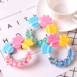 tooth gel Australia - Baby Tooth Bell Silicone Pacifier Chain Kids Grinding Teeth Chain Koala Cartoon Creative Gifts Child Silicone Toy Dental Gel New