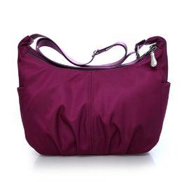 $enCountryForm.capitalKeyWord UK - Yfashion Women Fashion Waterproof Nylon Large Capacity Hobos Female Casual Crossbody Bags For Women 2019