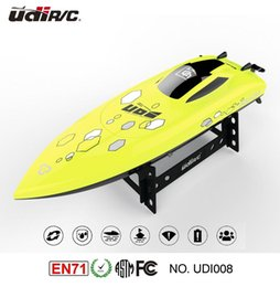 Wholesale RCtown UdiR C UDI001 cm G Rc Boat km h Max Speed with Water Cooling System