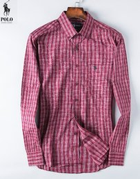 $enCountryForm.capitalKeyWord Australia - New sales of leisure shirts, popular golf horse embroidery business, polo shirts, men's long and short sleeve clothing044