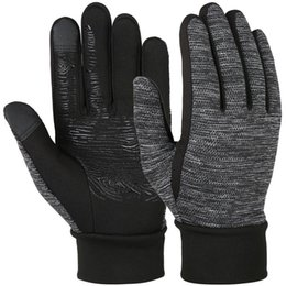 Chinese  Vbiger Winter Anti-slip Gloves Touch Screen Warm Gloves Outdoor Sports Gloves for Men and Women manufacturers