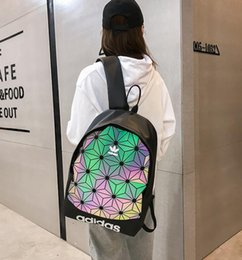 Pocket charms online shopping - backpacks designer fashion women lady black red rucksack bag charms casual student bag handbag travel backpack free ship