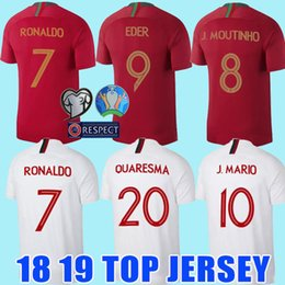 1e7b31c64 2018 European Cup soccer jersey world cup Andre sliva away football shirt  MOUTINHO Camisa BERNARDO MARIO QUARESMA women maillot de foot