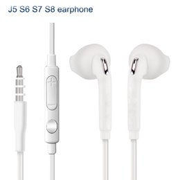 headphone lg Australia - 3.5mm In-ear Earphones Headphones With Mic Universal For Xiaomi Huawei LG Samsung S6 S7 S8 S9 Plus