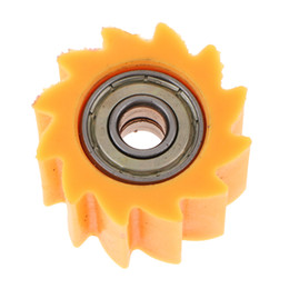 tensioner chain Australia - Rubber Motorcycle Chain Roller Tensioner Guide for KX250 FKX450F 2011 2012 2013 2014 2015