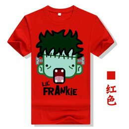 4c2e7975846 Cartoon Characters Print Men Tees Cotton 2019 Summer Women T-shirt Plus  Size Couple Tops Harajuku Punk Streetwear Tshirt T97