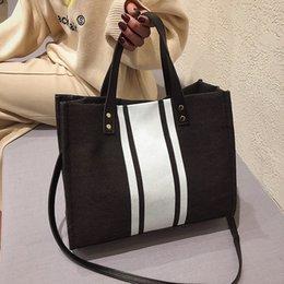 $enCountryForm.capitalKeyWord NZ - Lucky2019 Color Hit Bag Women's Singles Shoulder 100 Take The Hand Diagonal Span Canvas Woman Package
