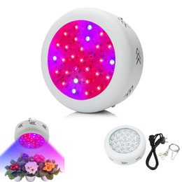 square plant grow light UK - 300w Full Spectrum UFO LED Plant Grow Light Lamp Panel kit Hydro home Indoor Room cultivo greenhouse Veg Flower seeds growing