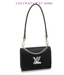 551fd1d98 Louis Original LVLV Bags Designer Luxury Handbags Shoulder Tote Epi Genuine  Leather All Denim Handbag Cross Body Bag TWIST MM Light Yellow