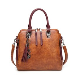 $enCountryForm.capitalKeyWord UK - good quality Vintage Pu Tassel Dames Tassen Women Causal Daily Shopping Shoulder Bags Female All-purpose Handbag Classic Messenge Bags