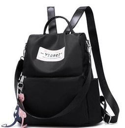 $enCountryForm.capitalKeyWord UK - Hot sale Brand designer Backpack Fashion Casual Unisex Travel Bag handbags Couple Backpack Student Bag Computer Bag free shopping