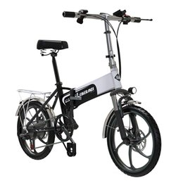 bicycle prices Australia - 2020 Factory price 20 Inch Fold Electric Bike and 48V 350W Bicycle with 7 Speed Ebike