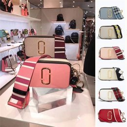luxury designer bag leather Australia - 2019 Luxury Handbags Women Small Bags Designer Cow Genuine Leather Shoulder Wide Straps Folder Stripe Satchel Crossbody Bags