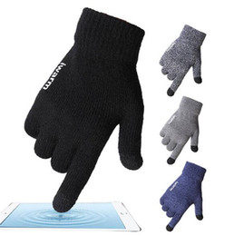 $enCountryForm.capitalKeyWord NZ - Luxury Original iwarm Anti-skid Touch Capacity Screen Gloves Warm Winter Driving Gloves Touchscreen For Cell phone ipad iPhone Tablet