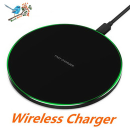wireless power bank iphone Australia - Hot 10W Alloy Power Bank Fast Qi Wireless Charger Charging Pad For Sansung Galaxy S9 S8 Plus Note 8 Iphone 11 X 8 Quick Charger