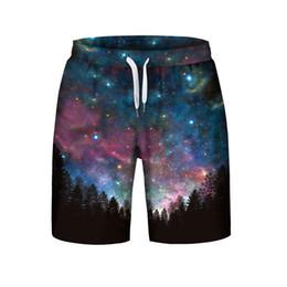 $enCountryForm.capitalKeyWord Australia - FREE OSTRICH New Summer Shorts Fashion Men's Star Print Shorts Casual Workout Jogging Pants Men Beach Comfortable Men's Clothing