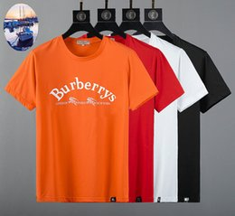 $enCountryForm.capitalKeyWord Australia - Summer Wear Exquisite High Quality Tide Male Short Sleeve designer luxury T-shirts Elastic Force Man Slim Small Clothes