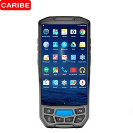 Terminal daTa online shopping - CARIBE Wireless Barcode Scanner Data Collector NFC Reader Handheld Terminal Rugged Mobile Computer