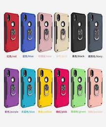 iphone 5g tpu Australia - Defender Case For iphone 8plus xr max Samsung Galaxy s10 5G A10E A20 A30 A50 A10 S10 PLUS Hybrid Rugged Dual Layer Armor Shockproof Cover