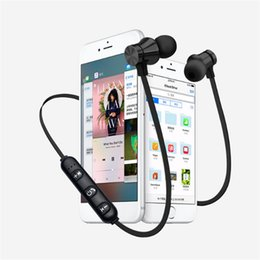 magnetic earphone Australia - Bluetooth X11 Headphones Magnetic Wireless Running Sport Earphones Headset BT 4.2 with Mic MP3 Earbud For iPhone LG Smartphones in Box