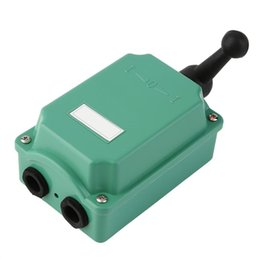 QS-60 Professional Drum Switch 30 A Forward Off Control del motor de marcha atrás