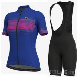 $enCountryForm.capitalKeyWord UK - women ALE 2019 Summer Cycling Jersey Short Sleeve Set bib shorts MEN MTB Bicycle Clothes Maillot Culotte Clothing Sportwear
