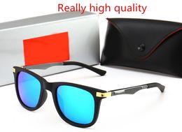 sunglasses glasses stylish 2019 - 2019 New Sunglasses Luxury Sunglasses Stylish Fashion Designer Sunglasses for Mens Womens Glass UV400 6 Style with Littt