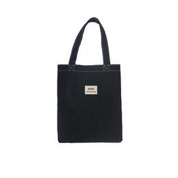 $enCountryForm.capitalKeyWord Australia - Ladybabag Brand Women Fashion Canvas Solid Large Capacity Shoulder Tote Handbag Student Bag Dropshipping bolsos de mujer