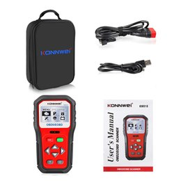 scanner automotive nissan Canada - New KONNWEI KW818 Car Engine Fault Code Reader Scanner Auto Automotive Engine Diagnostic Scan Tool 12V Multi-Languages