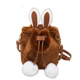 good quality Winter Soft Faux Fur Bag Cute Small Women Fur Tote Bag Warm  Plush Handbag Ladies Crossbody Shoulder Bag Luxury Messenger fe342edbdf51c