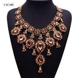 8dba7736ccaf Gran Collar Grande Colgante Maxi Mujeres BARATOS Joyería de Moda Collares  Declaración de Cristal Gargantilla de Cristal F1111 Bohemio 5 Opciones