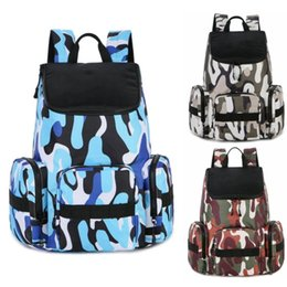 new backpacks Australia - New Basketball Backpack Large Capacity Student Backpack Mens Womens Camouflage Outdoor Packs New Stylist Bags