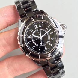 $enCountryForm.capitalKeyWord Australia - Hot Lady White Black Ceramic Watches High Quality Quartz Fashion Exquisite Women Womens Watches Wristwatches