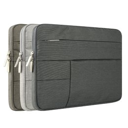 $enCountryForm.capitalKeyWord Australia - Fashion Zipper Computer Sleeve Case For Macbook Laptop AIR PRO Retina 11 12 13 14 15 13.3 15.4 15.6 inch Notebook Touch Bar Bag